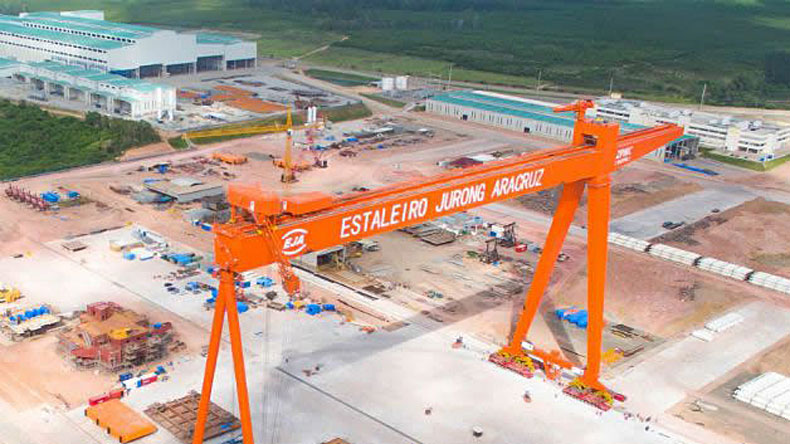 Sembcorp Marine axes Oro Negro rig contracts :: Lloyd's List