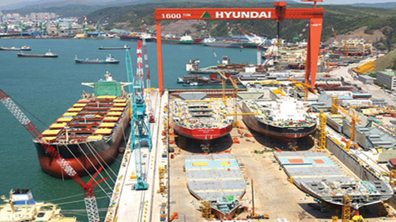 Hyundai Samho Heavy Industries