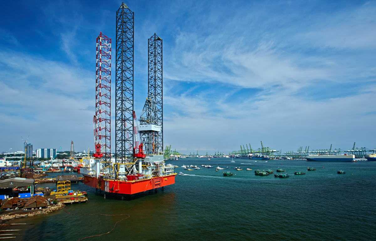 Sembcorp Marine sells nine rigs to Borr Drilling for $1 3bn