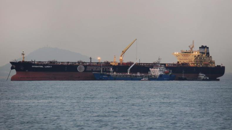 Singapore detains two Brightoil tankers :: Lloyd's List