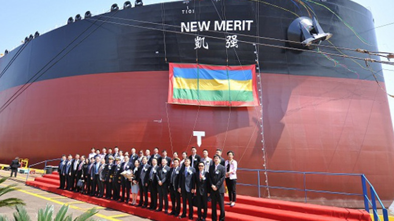 CMES tanker New Merit