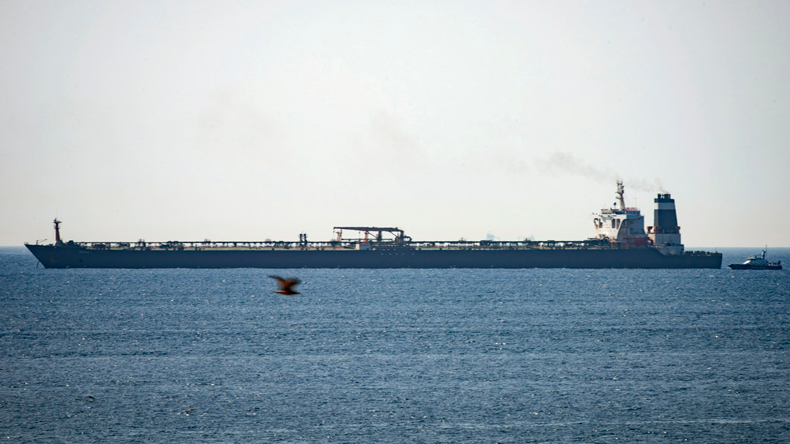 Detained Iranian tanker's crew face questions over cargo :: Lloyd's List