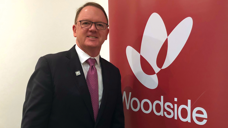 Peter Coleman, chief executive and managing director of Woodside Petroleum