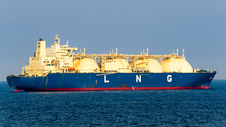 liquefied natural gas (LNG) carrier