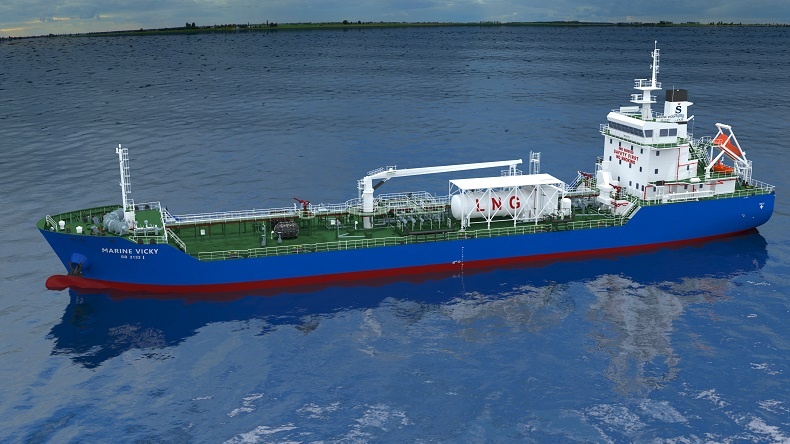 Sinanju seals two-year LNG-fuelled bunker tanker charter
