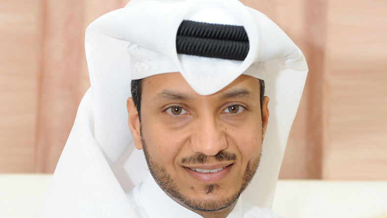 Abdullah Fadhalah Al-Sulaiti, chief executive, Nakilat