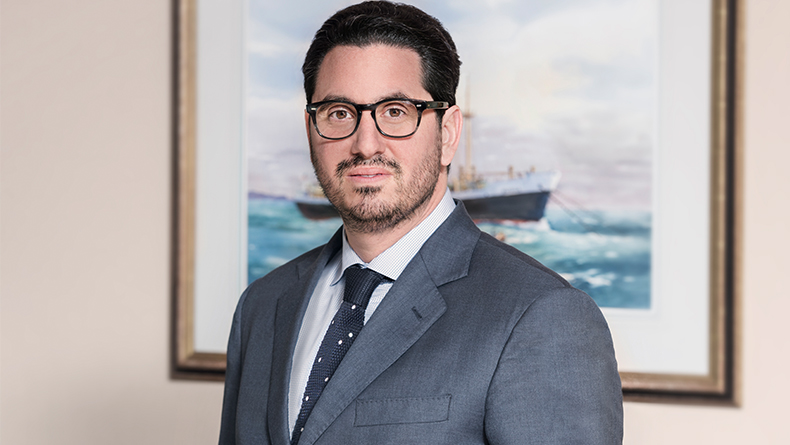 Diego Aponte, group chief executive, MSC