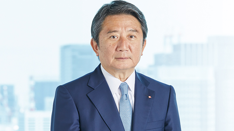 Eizo Murakami, president and chief executive, K Line