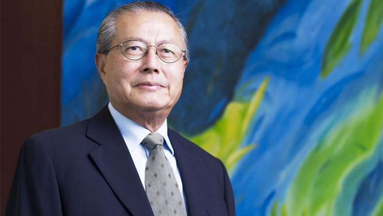Fock Siew Wah, group chairman, PSA International