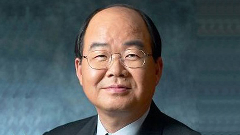 Jung Sung-leep, president and chief executive, DSME