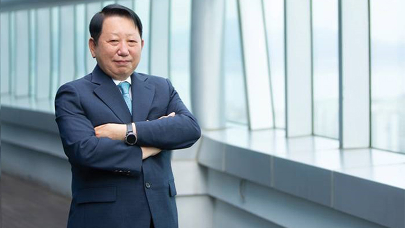 Lee Jeong-kie, chairman of the International Association of Classification Societies, chairman and chief executive of Korean Register