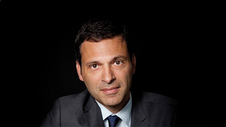 Rodolphe Saadé, chief executive and chairman, CMA CGM