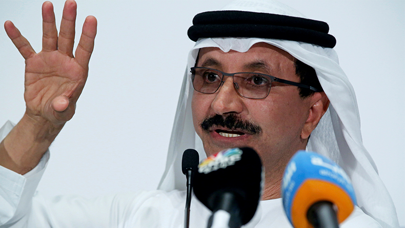 Sultan Ahmed Bin Sulayem, chief executive, DP World