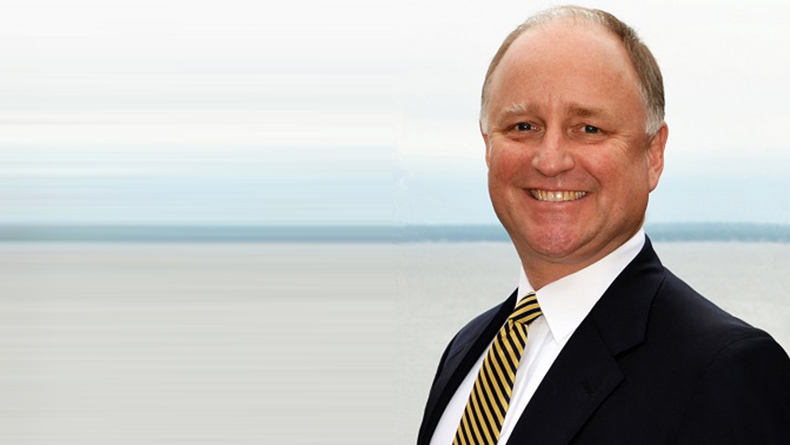 Tom Crowley, chairman and chief executive, Crowley Maritime