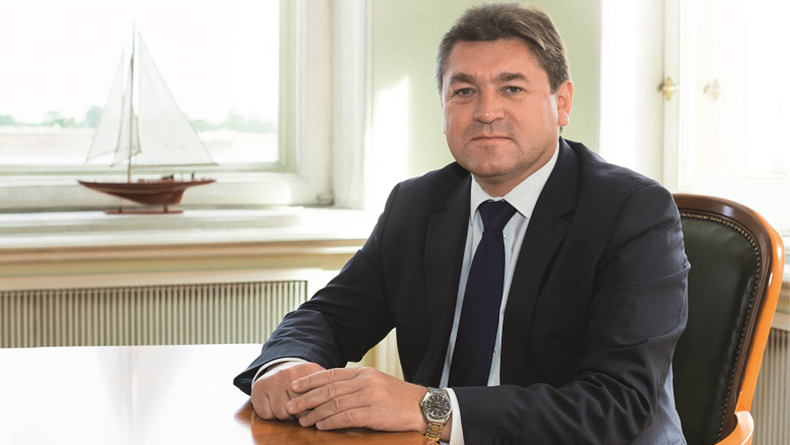 Konstantin Palnikov, chairman and chief executive, Russian Maritime Register of Shipping