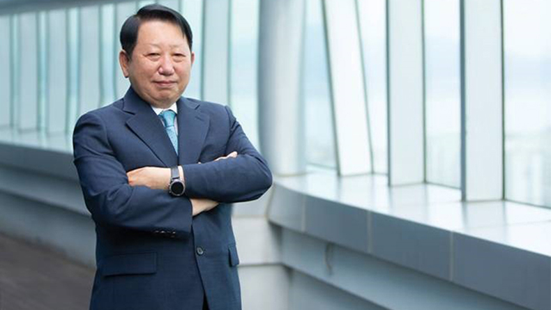 Lee Jeong-kie, chairman and chief executive, Korean Register of Shipping
