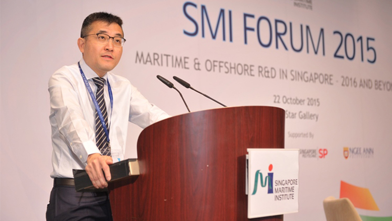 Andrew Tan, chief executive, Maritime and Port Authority of Singapore