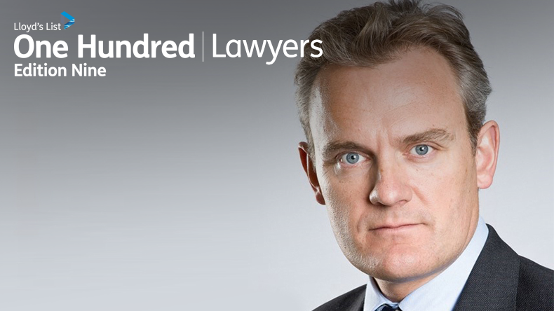 Top 10 maritime lawyers 2018 :: Lloyd's List