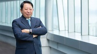 Lee Jeong-kie, chairman and chief executive, Korean Register