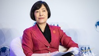 Hu Xiaolian, chairperson, The Export-Import Bank of China