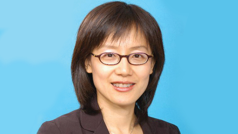 Agnes Wong, director of marine, Marine Department, Hong Kong