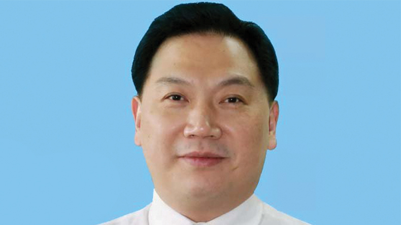 Cao Desheng, director, China Maritime Safety Administration