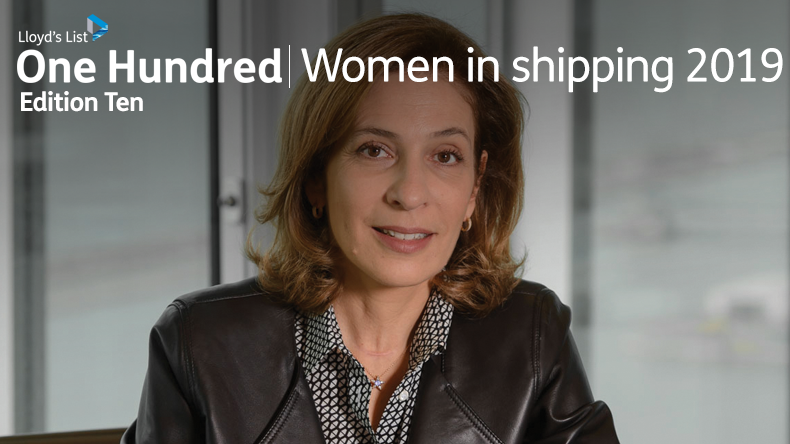 Ten most influential women in shipping