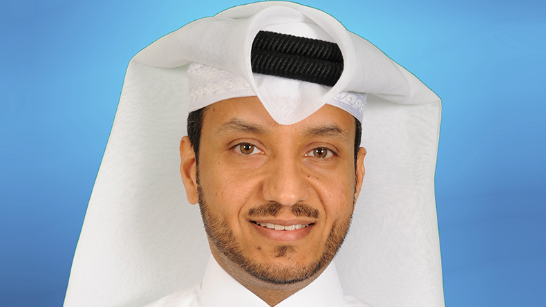 Abdullah Fadhalah Al-Sulati, chief executive, Nakilat
