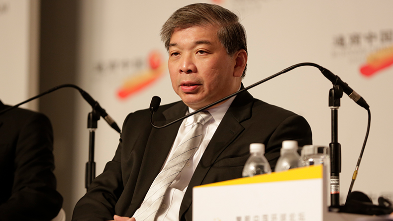 Teo Siong Seng (SS Teo), executive chairman, Pacific International Lines