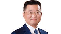 Feng Boming, chairman, Cosco Shipping Ports