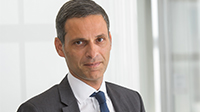 Rodolphe Saadé, group chief executive, CMA CGM