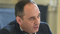 Ioannis Plakiotakis, minister for shipping and island policy, Greece Ministry of Shipping
