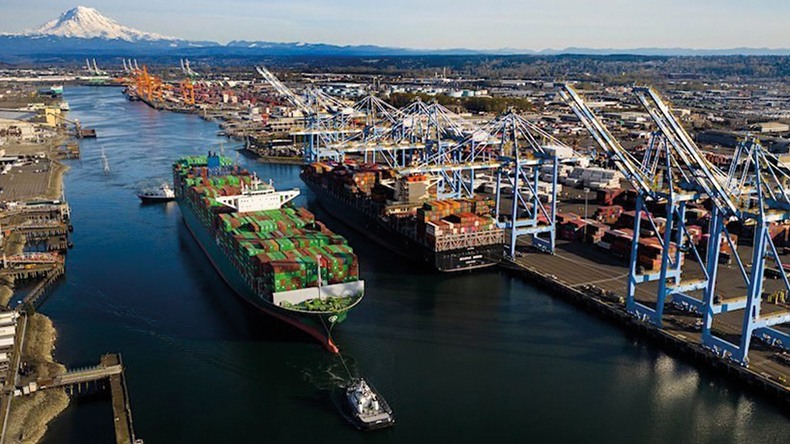 Seaport Alliance: Tacoma, US