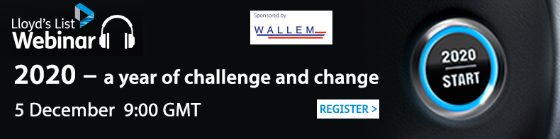 2020 - a year of challenge and change webinar sponsored by Wallem