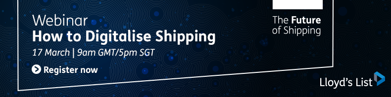 How to Digitalise Shipping