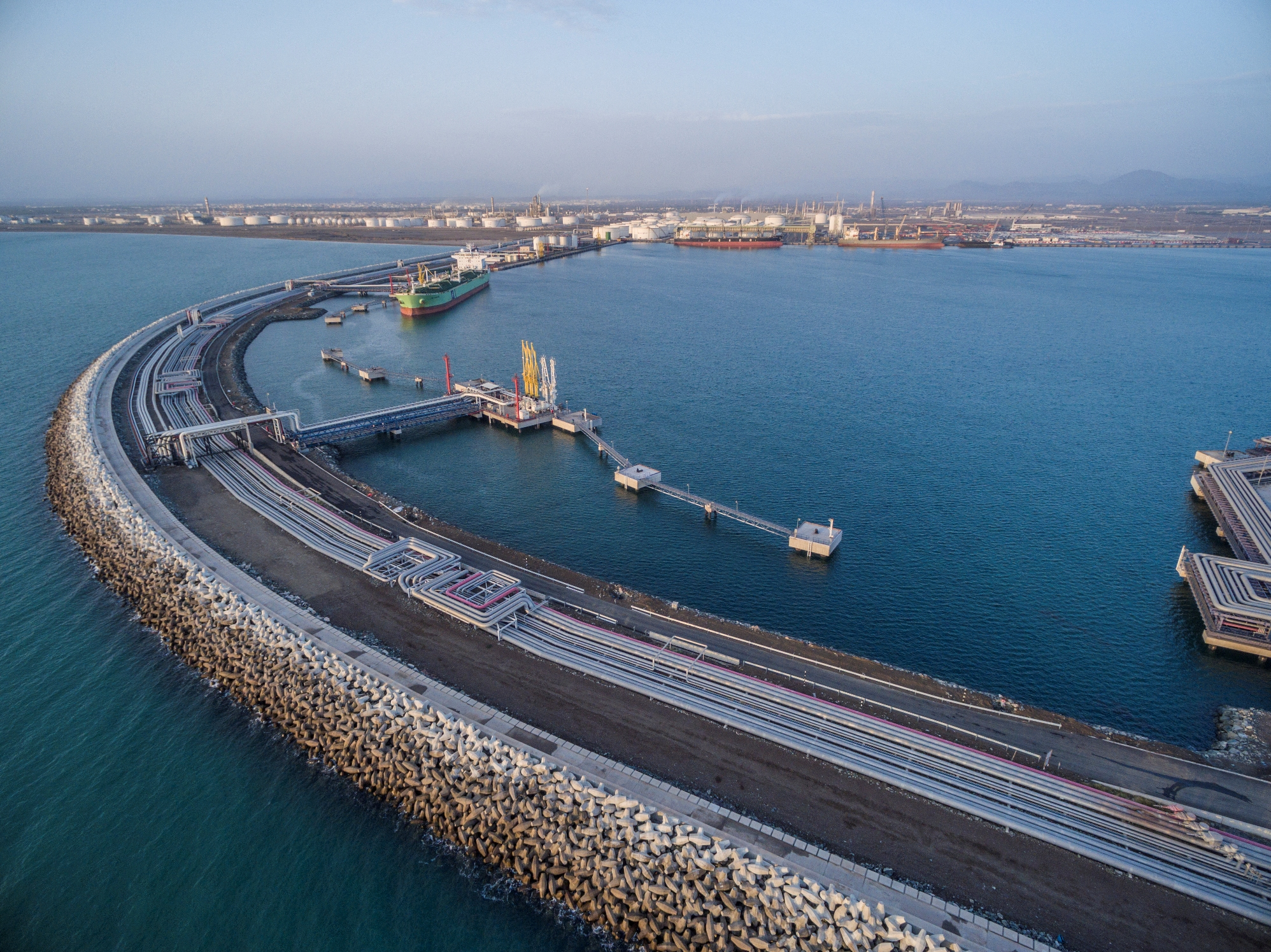 Oman secures its future with SOHAR :: Lloyd's List