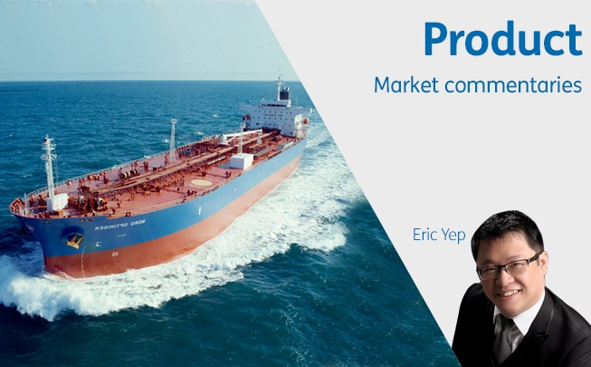 Product market commentaries Eric Yep